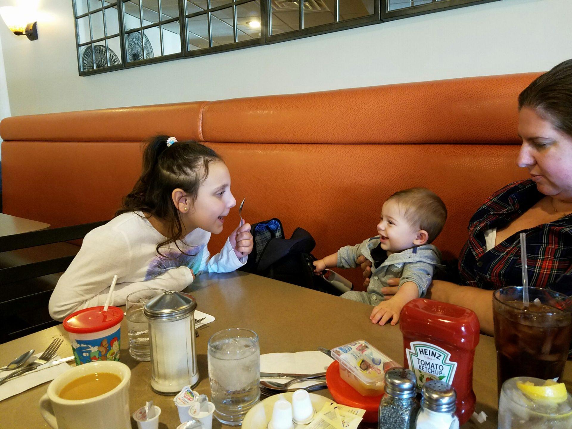 Breakfast with Cuz Bella