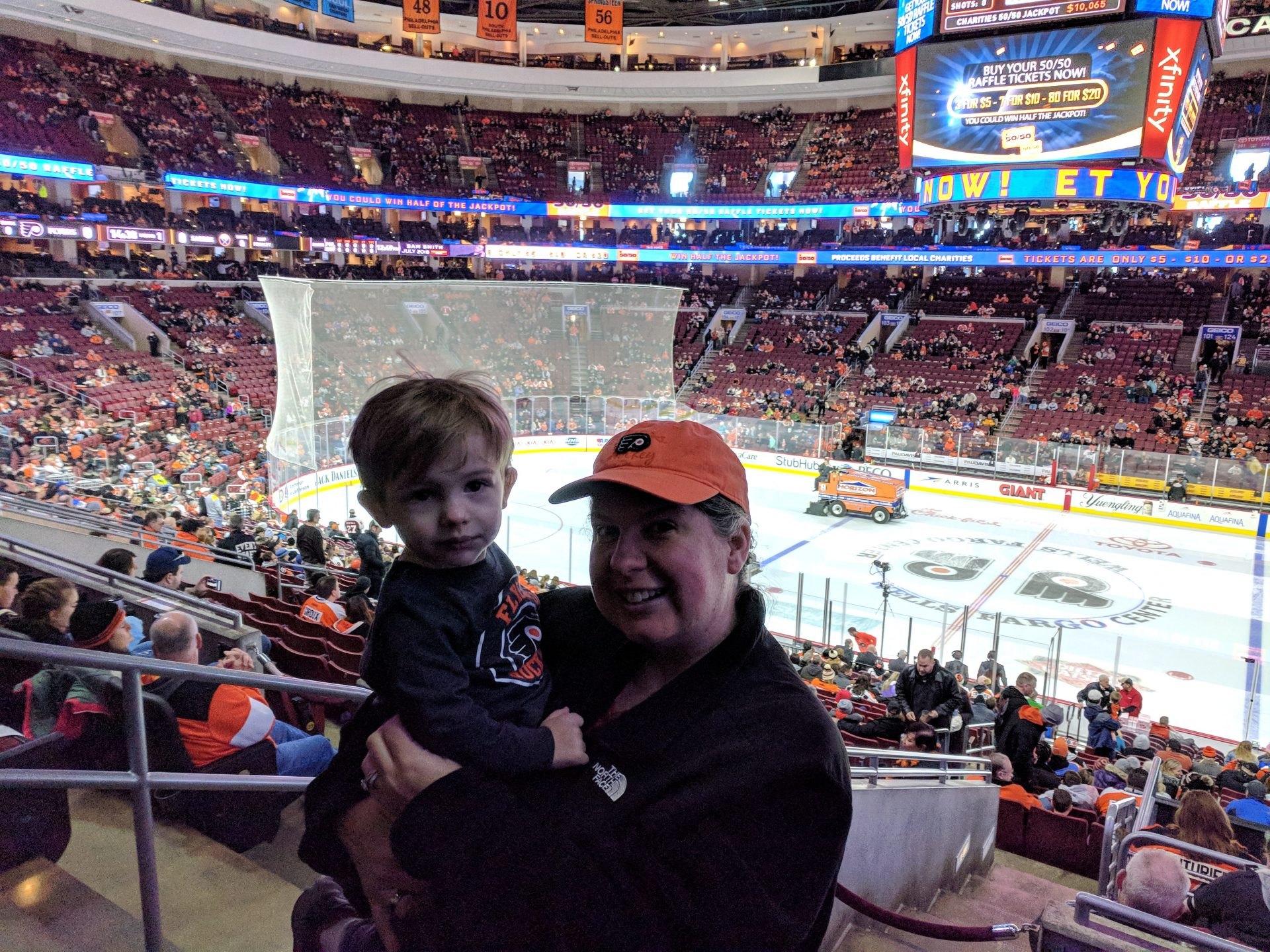 First Flyers game